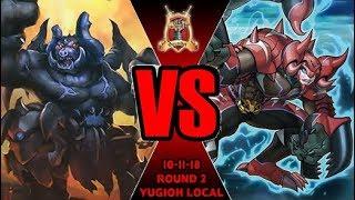 Burning Abyss Vs Gouki - Yugioh Gauntlet Local Tournament 8-11-18 R2