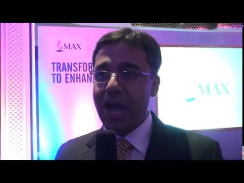 Jatin Khanna, CFO, Max India