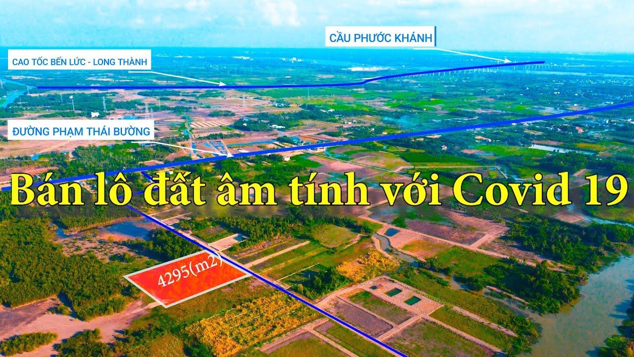 Bán đất đầu tư, giá rẻ chỉ có 2,29 tr/m2, vị trí đón đường cầu Cát Lái, xã Phước Khánh, Nhơn Trạch video
