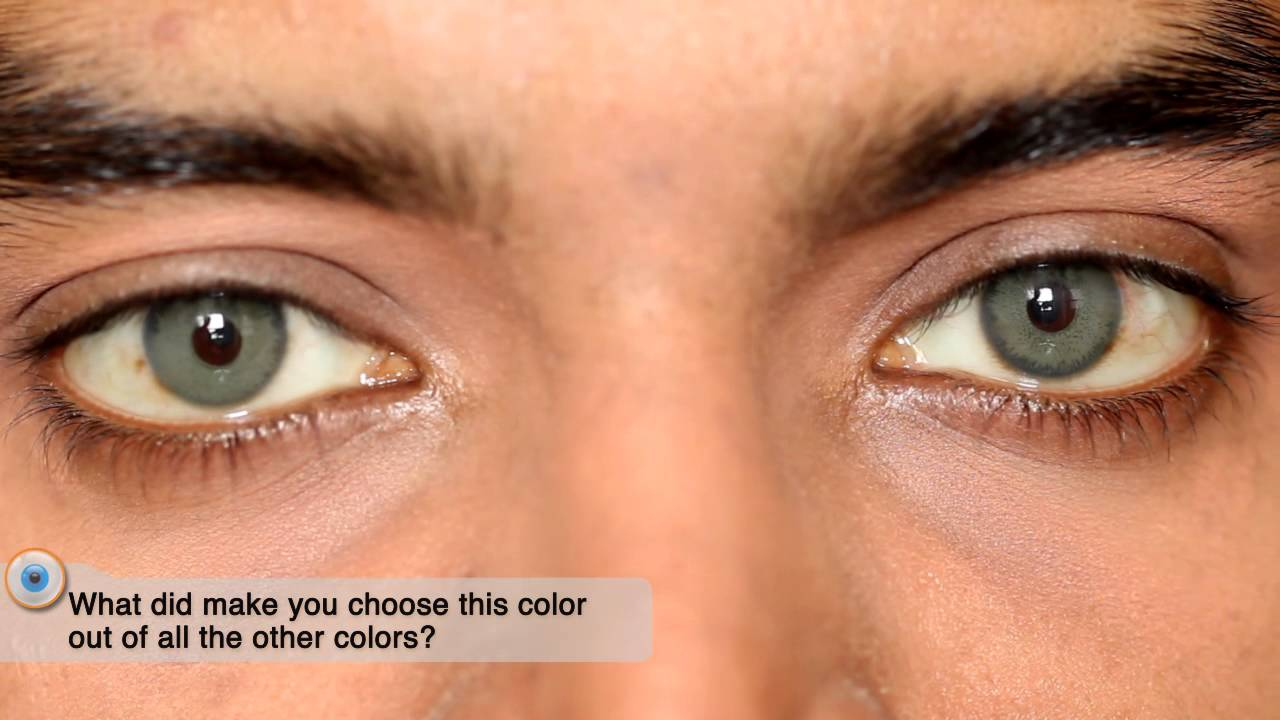 New 2013 Brightocular Olive Green Eye Color Changing