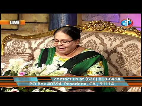 The Light of the Nations Rev. Dr. Shalini Pallil 07-07-2020