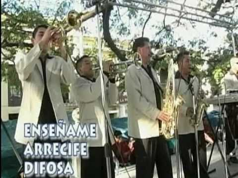 Arrecife - Enseñame Musica de Guatemala