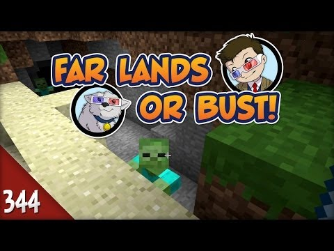 Minecraft Far Lands or Bust - #344 - Floss thumbnail