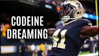 "Alvin Kamara Rookie Highlights 2017-18 || ""Codeine Dreaming"" || HD"