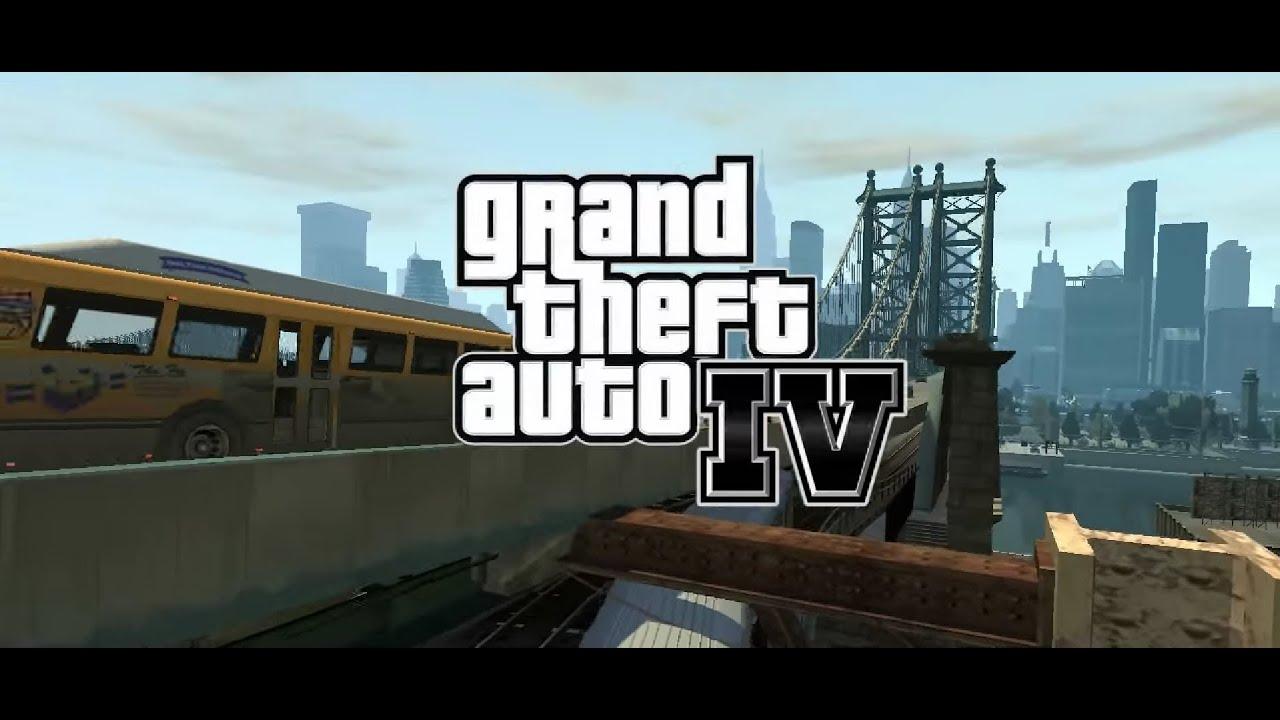 GTA V Trailer #2 remade in GTA IV - YouTube