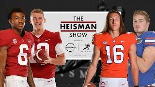 Trevor Lawrence, DeVonta Smith, Mac Jones, Kyle Trask, Who will win? | The Heisman Show
