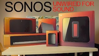 Review: Using Sonos speakers as an Apple-connected audio system