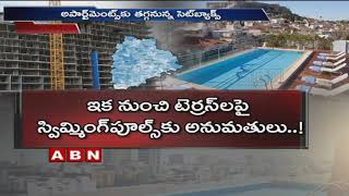 Telangana Govt allows swimming pools on building Terraces..