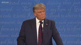 President Trump says he won't participate in virtual debate with Joe Biden