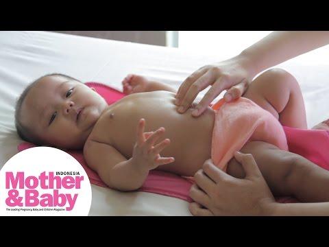 Tutorial Pijat Bayi - Mother&Baby