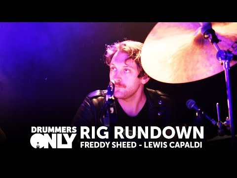 Freddy Sheed (Lewis Capaldi) - Rig Rundown