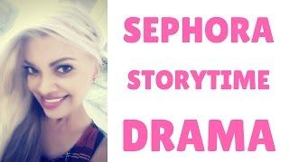 SEPHORA STORYTIME DRAMA