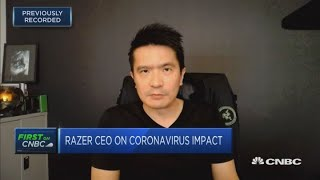 Razer's CEO says the company has seen 'incredible growth' year-on-year | Squawk Box Asia