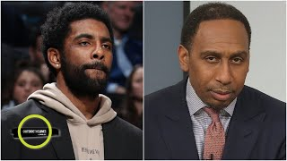 Stephen A. not happy with Kyrie Irving calling out Nets' needs | Outside the Lines