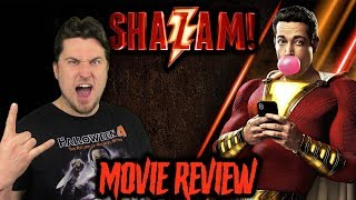 Shazam (2019) - Movie Review