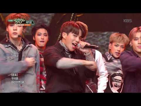 뮤직뱅크 Music Bank - 해적왕 - 에이티즈(ATEEZ).20181130