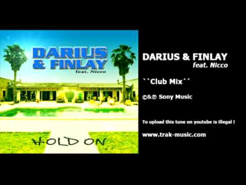 Darius & Finlay feat. Nicco - Hold On (SASH! Remix)