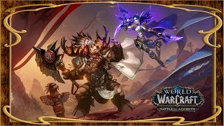 SERVIDOR PRIVADO WORLD OF WARCRAFT (MONSTER-WOW) - BATTLE OF AZEROTH 8.0.1 2019