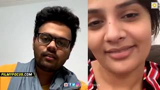 Sreemukhi reveals interesting facts about Bigg Boss 3; her..