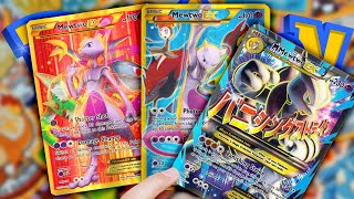 MY MEWTWO COLLECTION IS ALMOST COMPLETE...