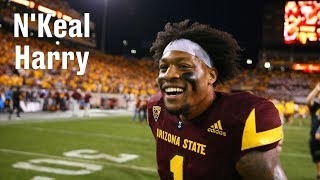N'Keal Harry is the Perfect