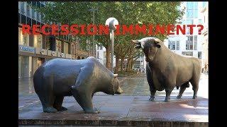 Depression or Recession Imminent?  Dow, Nasdaq, NYSE Continue to Plummet - Bob Kudla