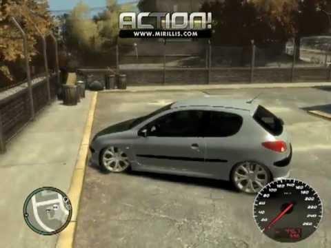 Chevrolet Corsa Al Piso Gta San Andreas Videomoviles Com