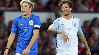 Soccer Aid 2016 II Full Match II England vs Rest Of World