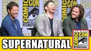 SUPERNATURAL Comic Con 2017 Panel News, Season 13 & Highlights