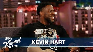 Kevin Hart on Car Accident, 40th Birthday & Best Friend Dwayne Johnson
