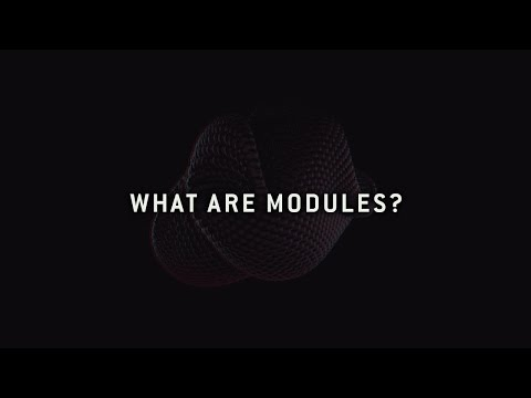 What Are MODULES?