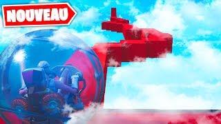 Nouveau ! Death Run en Bu Bulle ! Fortnite Créatif Game