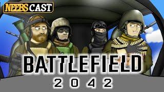 Battlefield Friends React to Battlefield 2042 Gameplay Trailer!!! (Neebscast)