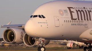 CLOSE UP Take offs! | A380 B777 B787 | Melbourne Airport Plane Spotting