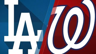 Three Dodgers homer in 7-2 win over Nats: 5/20/18