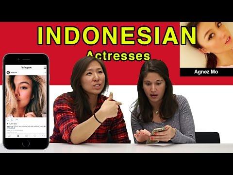 Like, DM, Unfollow: Indonesian Female Stars