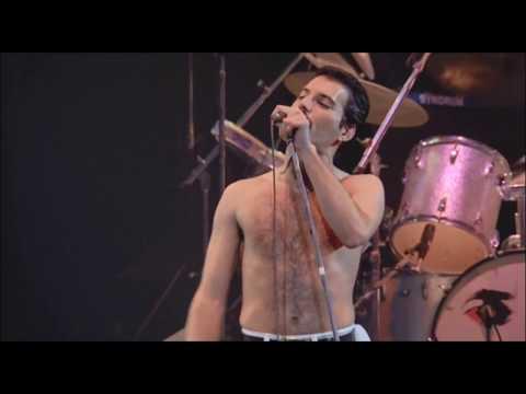 Queen - imagine ( Live In 1980 ) - (Video)