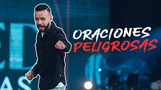 Oraciones Peligrosas | David Scarpeta | Grace Español
