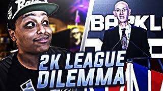 THE NBA 2K LEAGUE IS FACING AN IMPOSSIBLE PROBLEM...