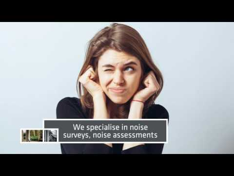 Noise Surveys for Planning Permission
