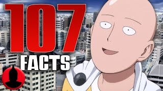 107 One Punch Man Facts (ToonedUp #191) | ChannelFrederator