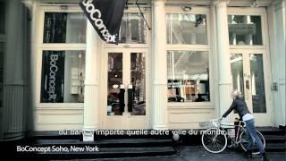 BoConcept - Urban Danish Design since 1952 (French subtitles)