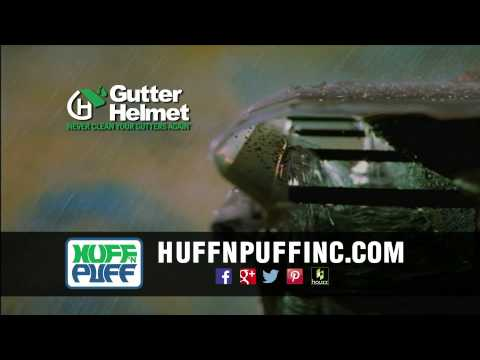 HP Gutter Helmet 21% WEB 30HD
