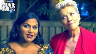 LATE NIGHT Trailer (Comedy 2019) - Emma Thompson, Mindy Kaling Movie