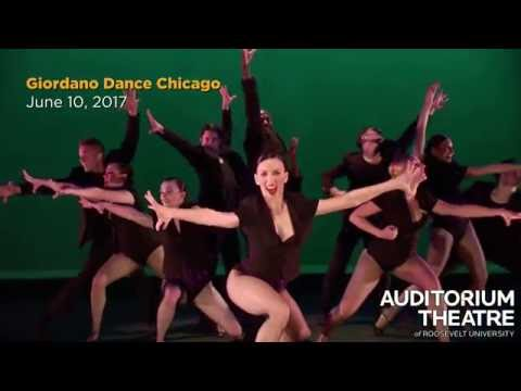 Giordano Dance Chicago  | 2016-17 Season | Auditorium Theatre