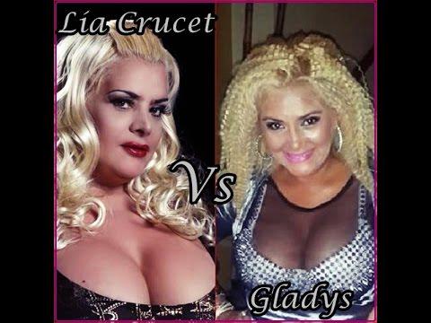 Lía Crucet Vs. Gladys