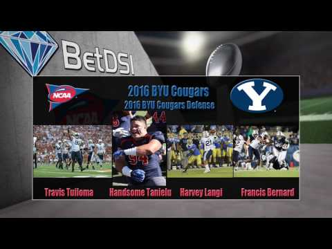 2016 NCAA Betting | BYU Cougars Team Preview and Odds