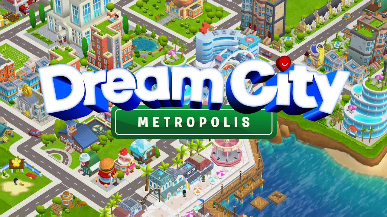 Play Dream City: Metropolis on PC 2