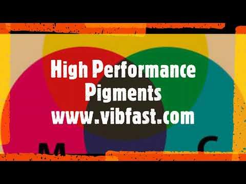 Pigments manufacturer | Vibfast