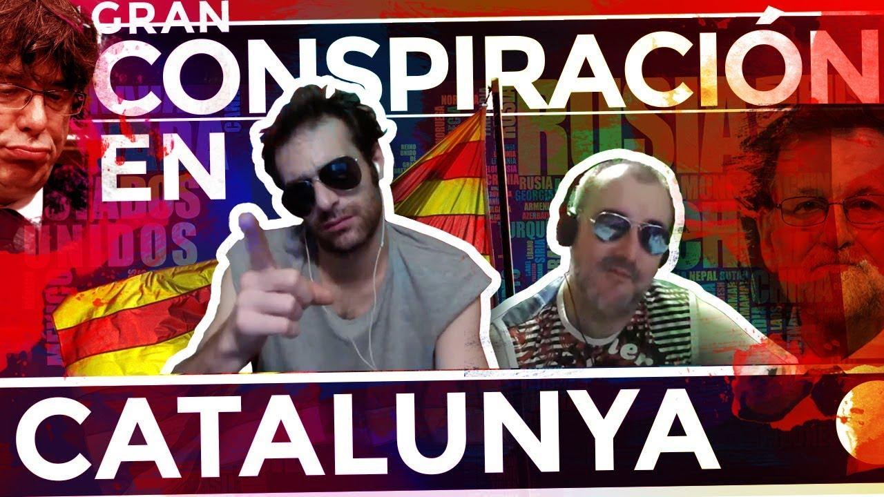 ver el video Conspiración en Catalunya